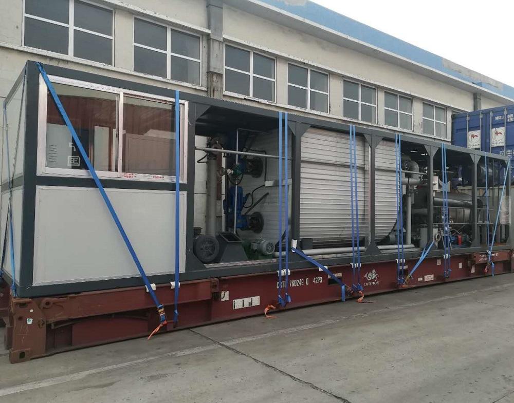 25吨橡胶沥青设备