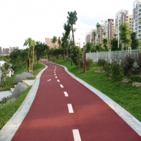 彩色沥青路面有哪些作用